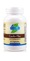 Cardio Plus with CoQ10 (90 Capsules)