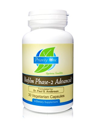 Biofilm Phase-2 Advanced (30 Vegetarian Capsules)