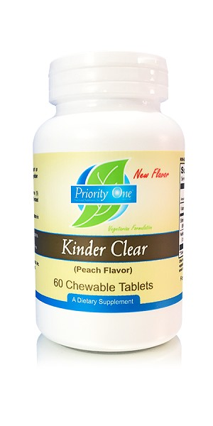 Kinder Clear (60 Chewable Tablets)