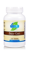 Enzy Gest (120 Tablets)