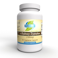 5 Hydroxy Tryptophan 100mg (90 Vegetarian Capsules)
