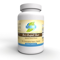 B12 Rapid Shot™ (60 Nano Tablets)