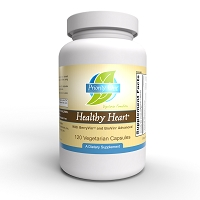 Healthy Heart (120 Vegetarian Capsules) Now with BerryVin® and BioVin®