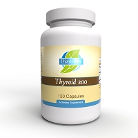 Thyroid 300mg (120 Capsules)