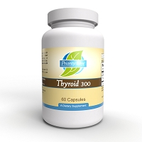 Thyroid 300mg (60 Capsules)