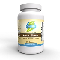 Women's Formula (No Iron) (240 Capsules)