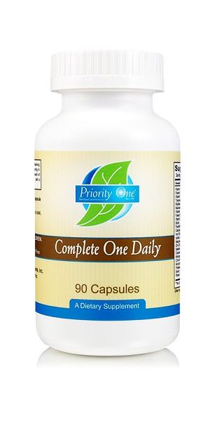 Complete One Daily (90 Capsules)