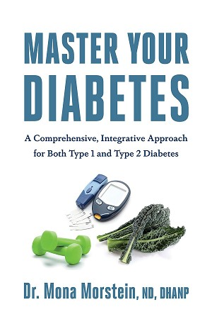 Book: Master Your Diabetes: A Comprehensive, Integrative Approach for Both Type 1 and Type 2 Diabetes, signed copy