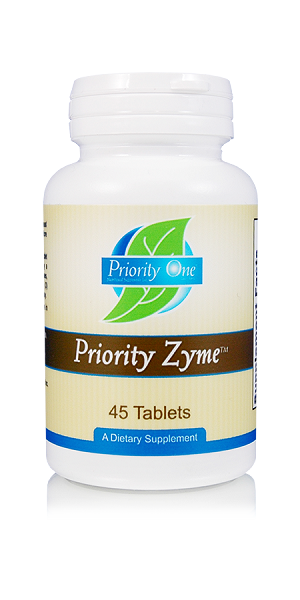 Priority Zyme (45 Tablets)