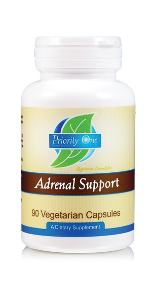 Adrenal Support (90 Vegetarian Capsules)