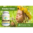 Kinder Clear designed to aid normal healthy respiratory tract wellbeing*